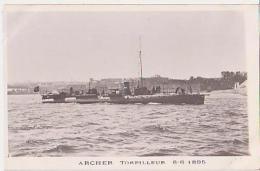 Torpilleur   48          Torpilleur Archer - Krieg