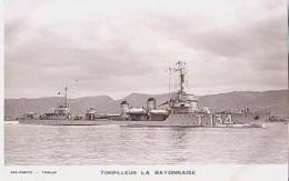 Torpilleur   83          Torpilleur La Bayonnaise - Warships