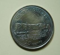 Canada 25 Cents 1992 - Canada