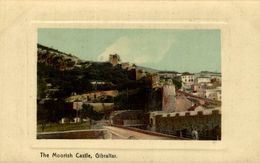 GIBRALTAR  2 SCAN 1€ DEPART - Gibraltar