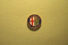 PIN'S   - ALFA . ROMEO  ( Club De France ) - Transports