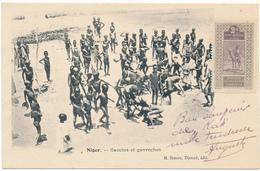 NIGER - Gamins Et Gavroches - Niger