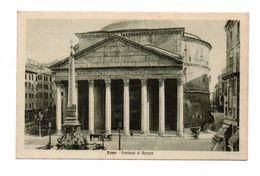 ITALIE . ROMA . PANTHEON DI AGRIPPA - Réf. N°8968 - - Pantheon