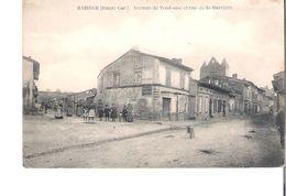 D  31  BAZIEGE   Avenue De Toulouse - France