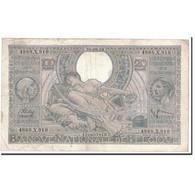 Billet, Belgique, 100 Francs-20 Belgas, 1938, 1938-09-26, KM:107, TTB - [ 2] 1831-... : Regno Del Belgio
