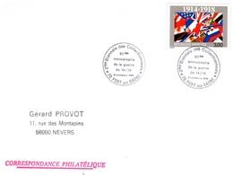 PORT SUR SAONE, 70 : 80e Anniv. Guerre 14-18 (1998 - 2e Biennale Des Collectionneurs) - Collections