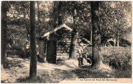 92 ANTONY - Le Lavoir Au Pont Des Morteaux - Antony