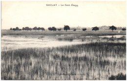 78 SACLAY - Le Petit Etang - Francia