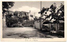 06 ASPREMONT - Quartier St-Claude Et Entrée Du Village - Frankrijk