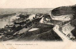 - 76 - ROUEN. - Panorama Pris De Bon-Secours. - - Rouen