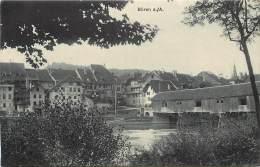 SUISSE BÜREN PANORAMA - BE Berne