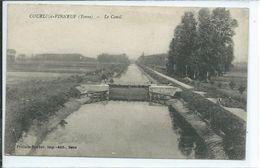 Courlon-Vinneuf-Le Canal - France