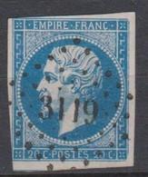 PC   3119   SAINT  JEAN  DE  BOURNAY   (  37  -  ISERE  ) - 1849-1876: Classic Period