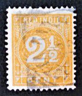 EMISSION 1883/90 - OBLITERES - YT 19 - MI 19 - Niederländisch-Indien