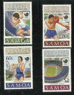 Samoa SG 783-786 1988 Seoul Olympics MNH - Samoa