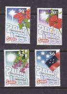 Samoa SG 1054-1057 1999 Christma,mint Never Hinged, - Samoa