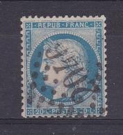 Timbre Cérès N° 37° - 1870 Siège De Paris