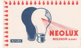 Buvard Ampoule NEOLUX à MOLSHEIM - Electricity & Gas