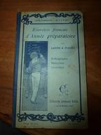 1904 Exercices Français Pour 7 à 9 Ans  --> Bien PENSER,PARLER Et ÉCRIRE  Le Français Est Une Clé De La Réussite - Books, Magazines, Comics