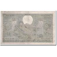 Billet, Belgique, 100 Francs-20 Belgas, 1939, 1939-04-04, KM:107, TTB - [ 2] 1831-... : Belgian Kingdom