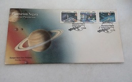 Malaysia FDC National Planetarium 7/2/1994 - Malaysia (1964-...)