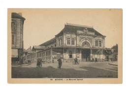 Nevers - Le Marché Carnot - Animée - 174 - Nevers