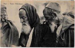 CPA Judaïsme Jewish Juif Judaïca Type Non Circulé - Judaisme