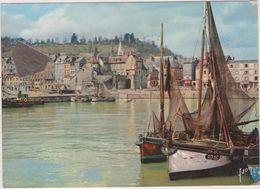 14 Honfleur  Le Port Et Les Quais Beaulieu Et Fostin - Honfleur