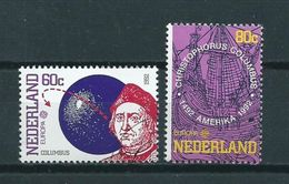 1992 Netherlands Complete Set Discovery Of America Used/gebruikt/oblitere - Periode 1980-... (Beatrix)