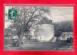 27-CPA AUBEVOYE - GAILLON - FERME DE LA CHARTREUSE - Aubevoye