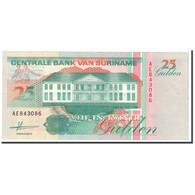 Billet, Surinam, 25 Gulden, 1991, 1991-07-09, KM:138a, SPL - Surinam
