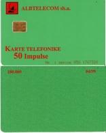 TARJETA TELEFONICA DE ALBANIA. 04.99 (022) - Albania