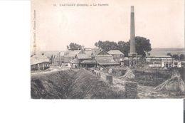 D  80  CARTIGNY   La Sucrerie - Unclassified