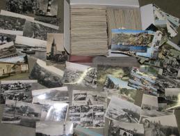 LOT D'environ 1000 CPSM Petit Format Années 50/60 (35cm) D'un Peu Toutes Région De France - Cartes Postales