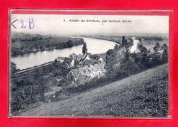 27-CPA AUBEVOYE - LE ROULE - Aubevoye
