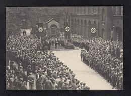 Drittes Reich Ak Berlin / Verpflichtung Vertrauensmänner Reichsdruckerei - Weltkrieg 1939-45