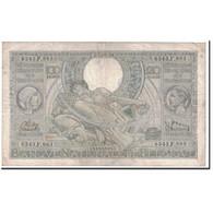 Billet, Belgique, 100 Francs-20 Belgas, 1939, 1939-05-05, KM:107, TB - [ 2] 1831-... : Regno Del Belgio