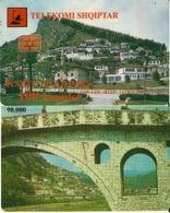 TARJETA TELEFONICA DE ALBANIA. 01.99 (027) - Albania