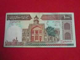 Iran - Middle East 1000 Rials 1982 - 2002 Pick 138 - Ttb ! (CLVG75) - Iran