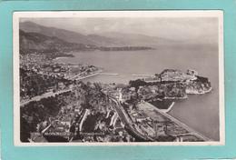 Small Post Card Of Panoramic View,Monaco ,J17. - Monaco