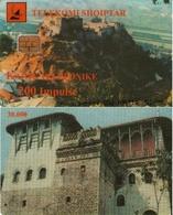 TARJETA TELEFONICA DE ALBANIA. 02.99 (030) - Albania