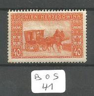 BOS YT 39 * - Bosnie-Herzegovine