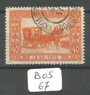 BOS YT 55 Ob - Bosnie-Herzegovine