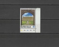 Norfolk Island 1979 Michel 229 First Legislative Assembly Stamp MNH - Norfolk Eiland