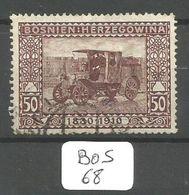 BOS YT 57 Ob - Bosnie-Herzegovine