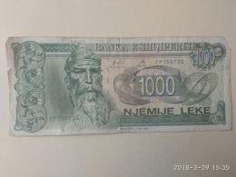 1000 Leke 1996 - Albania