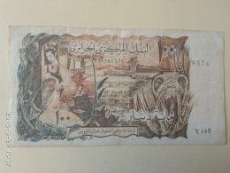 100 Francs 1970 - Algeria