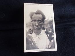 Coiffure De Prince Au Ruanda . Voir 2 Scans . - Ruanda-Urundi