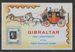 Hoja Bloque De Gibraltar Nº Yvert HB-14 ** - Gibraltar