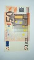 EURO-FINLAND 50 EURO (L) D001 Sign DUISENBERG - EURO